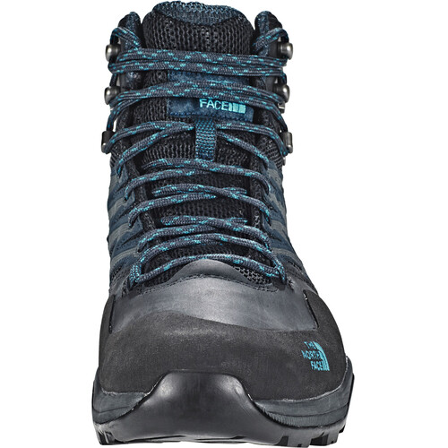 The North Face Hedgehog Hike Mid GTX - Chaussures Homme - bleu